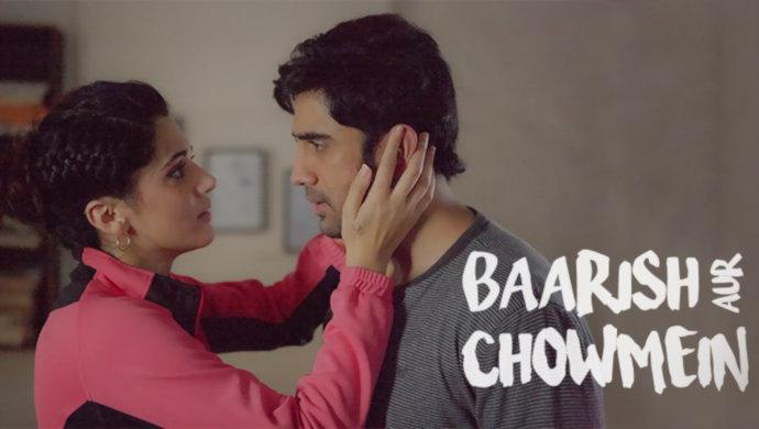 Baarish Aur Chowmien Poster