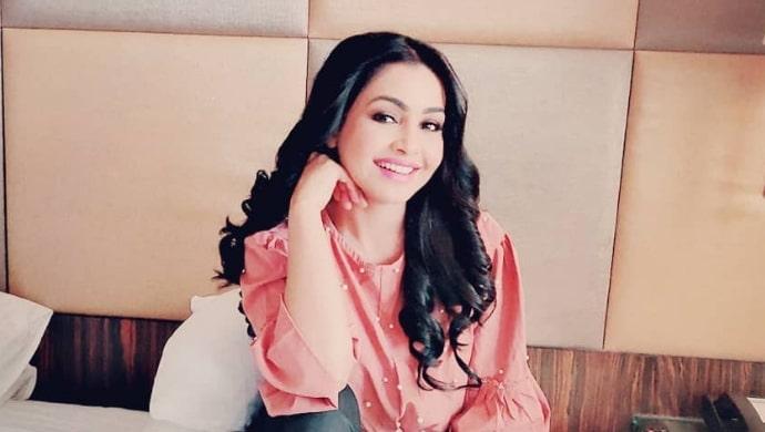 Bhabi Ji Ghar Par Hain actress Shubhangi Atre's Instagram picture