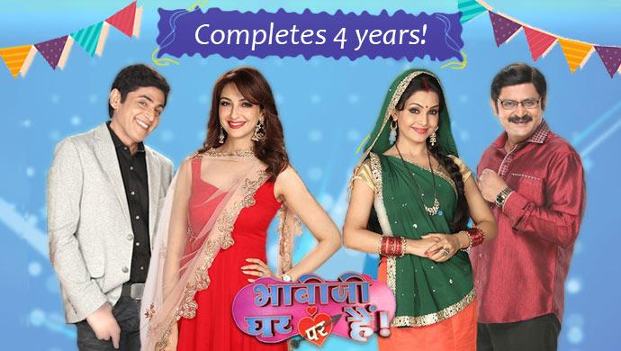 Bhabi ji ghar par hai complete 4 years 1000 episodes