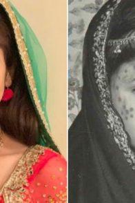 Childhood picture of Bhabi Ji Ghar Par Hain actress Saumya Tandon