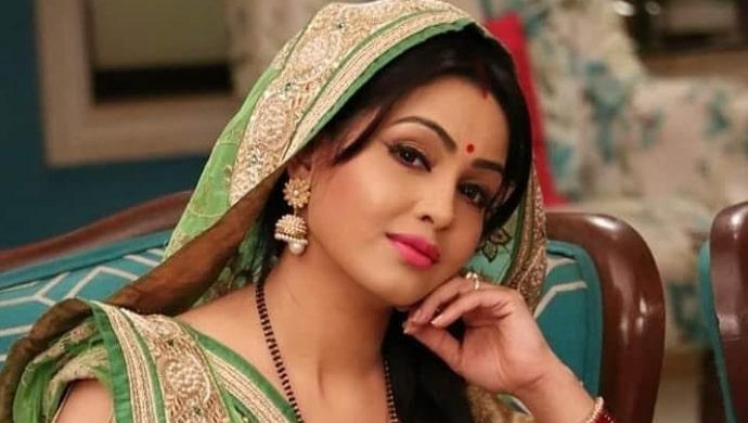 Shubhangi Atre Poorey as Angoori Bhabhi in Bhabi Ji Ghar Par Hain