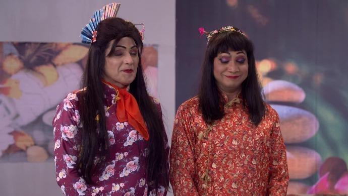 Vibhuti as Suki