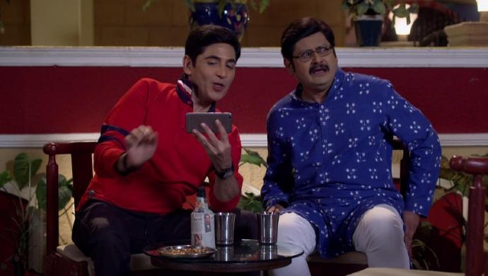 bhabi ji ghar par hain drama episode 1 written update