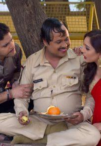 Happu Singh With Malkhan and Badaami