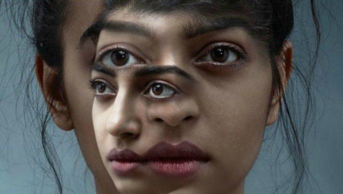 Radhika Apte As Mehak In Film Phobia