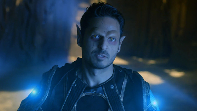 Akarsh as Daayan