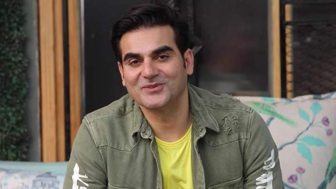 Arbaaz Khan in a still from Pinch