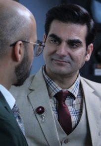 Arbaaz Khan in a still from ZEE5 original Poison