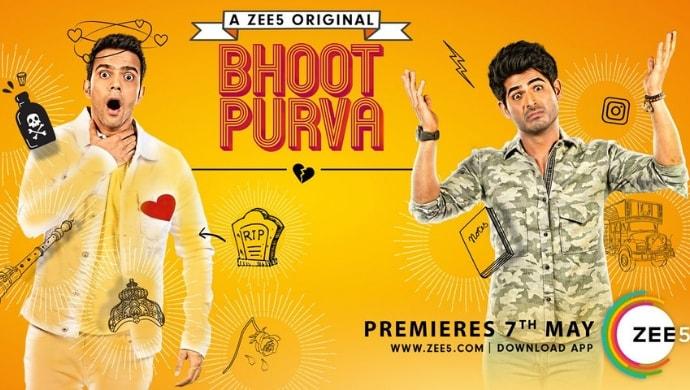 Bhoot Purva Poster