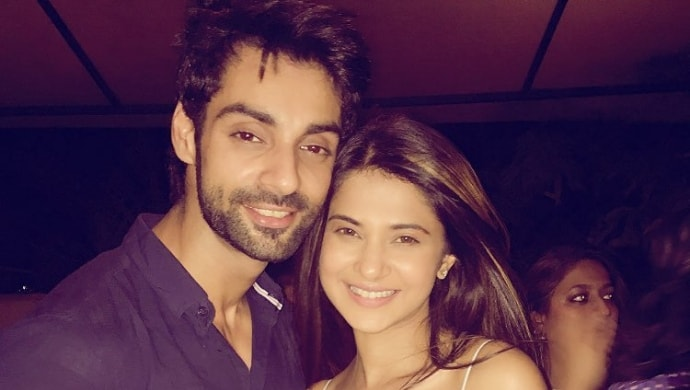 Karan Wahi and Jennifer Winget