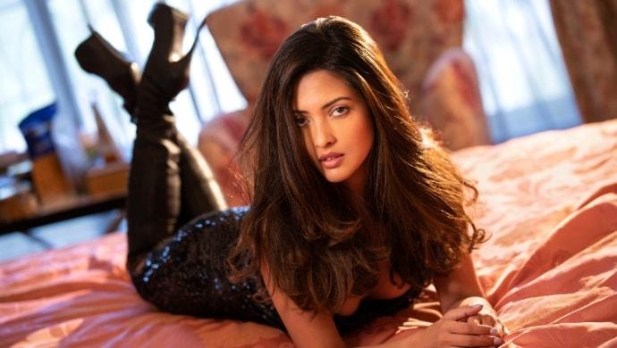 Riya Sen looks sexy in a new photoshoot