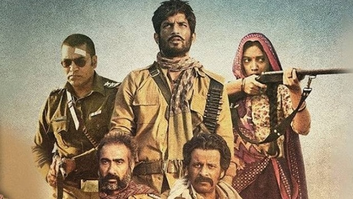Sonchiriya movie still