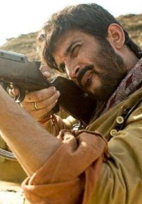 Sushant Singh Rajput as Lakhna in a still from Sonchiriya