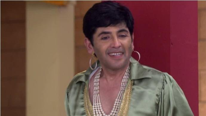 Vibhuti as Majnu