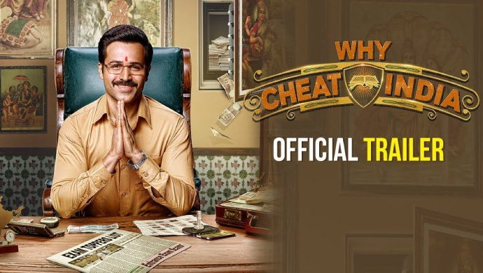 Why Cheat India Trailer (Source: YouTube