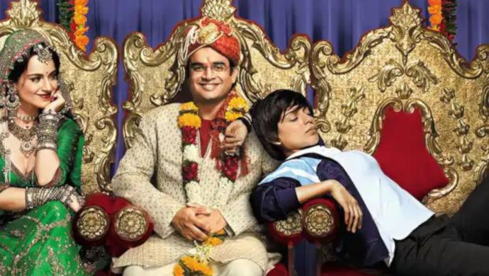 Kangana-Ranaut-R-Madhavan's-Tanu-Weds-Manu-Returns-Poster