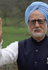 Anupam Kher as Manmohan Singh in The Accidental Prime Minister (1)