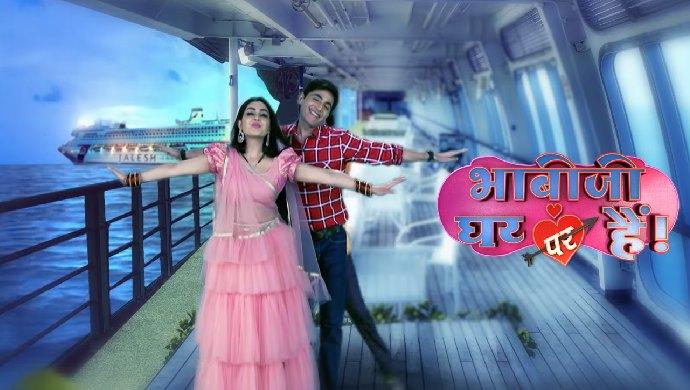 Bhabi Ji Ghar Par Hain on Cruise