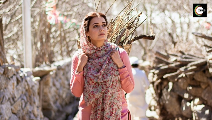 Dia Mirza still from Kaafir