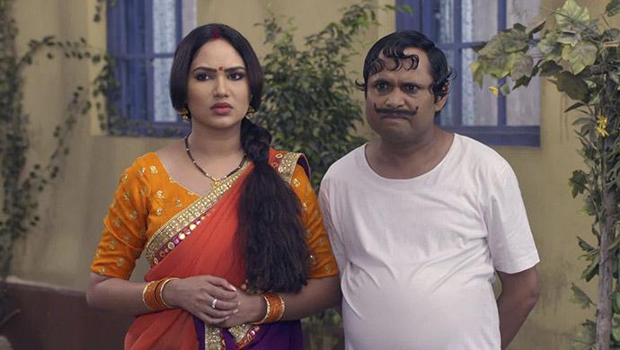 Happu and Rajesh from Happu Ki Ultan Paltan