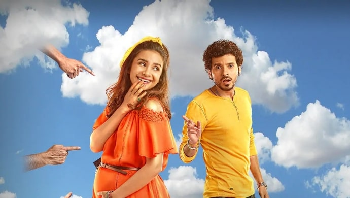 Poster of Badnaam Gali featuring Patralekhaa, Divyenndu Sharma