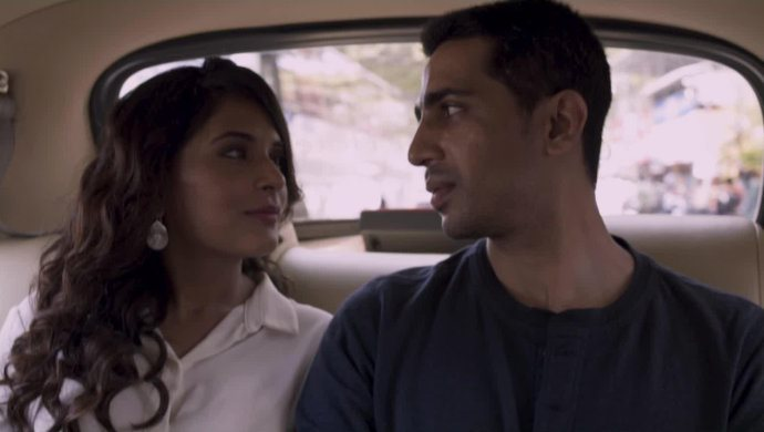 Richa Chadha And Gulshan Davaiah In A Still From Cabaret