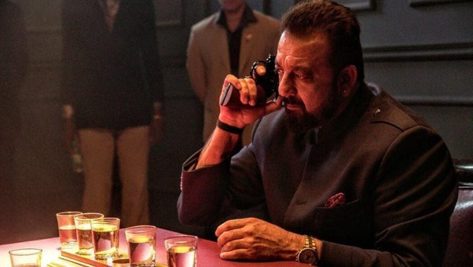 Sanjay Dutt in a still from Saheb Biwi Aur Gangster 3