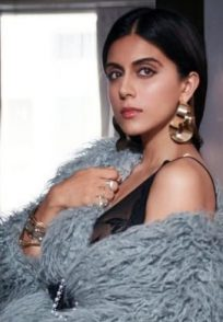 Zoa Morani in a photoshoot