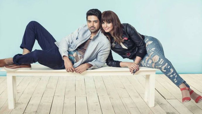 Siblings Saqib Saleem And Huma Qureshi