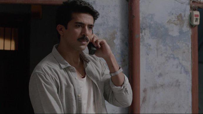 Saqib Saleem As Shiv Prakash Shukla In Rangbaaz