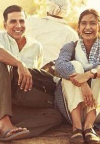 Akshay Kumar and Sonam Kapoor in a song still from Pad Man