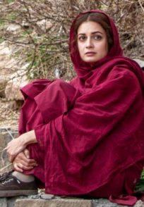 Dia Mirza as Kainaaz in a still from Kaafir