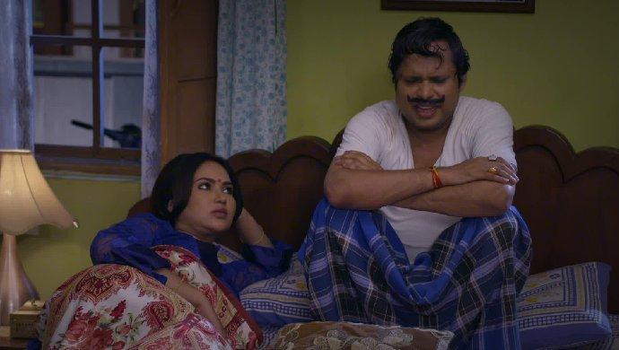 Happu Singh Scared
