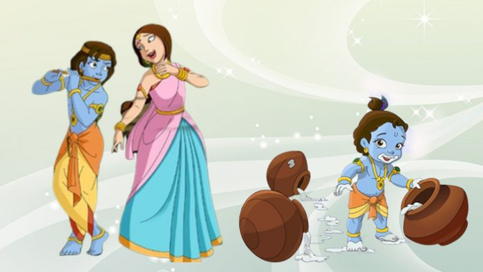 8 Animated Movies Of Natkhat Krishna That You Can Enjoy