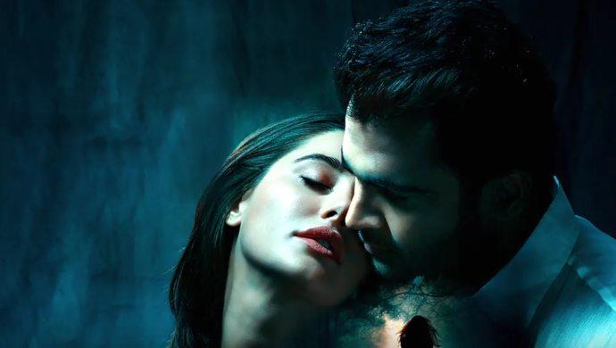 Nargis Fakhri and Sachiin Joshi in Amavas trailer