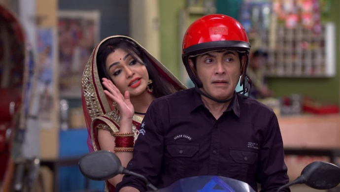 Still from Bhabi Ji Ghar Par Hain with Angoori