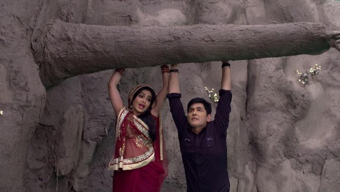 Still from Bhabi Ji Ghar Par Hain with Angoori