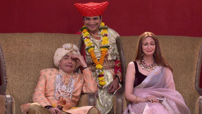 Vibhuti Anita and Saxena