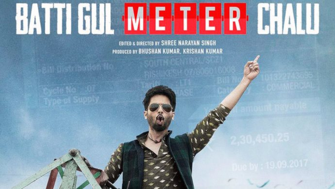 Shahid Kapoor In Batti Gul Meter Chalu