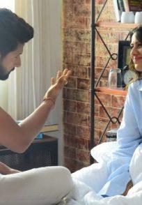 A still featuring Ravi Dubey, Nia Sharma from Jamai Raja 2.0