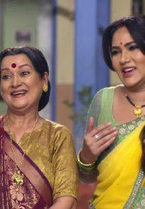 Amma and Rajesh