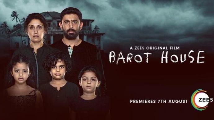 Barot House teaser poster