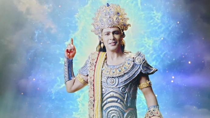 Ssudeep Sahir as Krishna