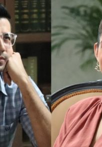 Sumeet Vyas and Kubbra Sait in REJCTX