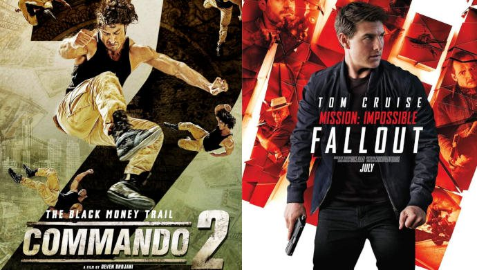 Hollywood Action Films That Vidyut Jammwal Can Feature In
