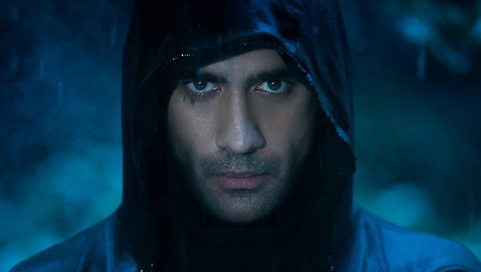 A picture of Amit Sadh from a photoshoot