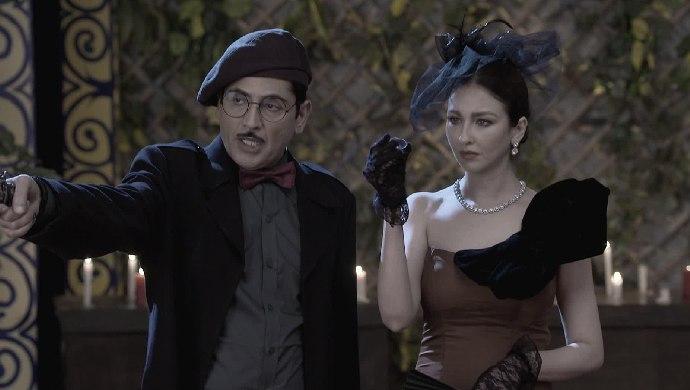 Aasif Sheikh and Saumya Tandon