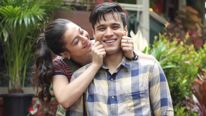 Anshuman Malhotra and Priyal Gor in Love Sleep Repeat
