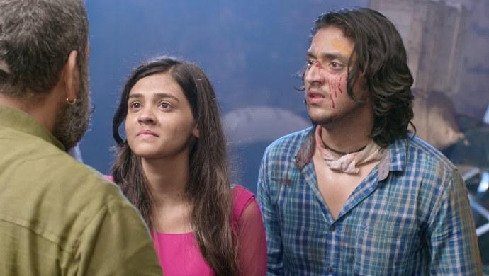 Badal Suman and Poojan