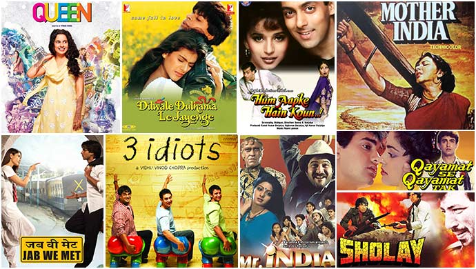 Iconic Bollywood Films